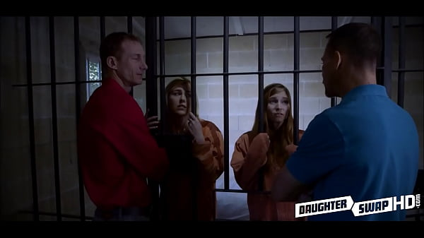 Dad, Daughter, Jail, Daughter dad
