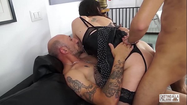 Casting anal, Anal casting, Mmf, Anal threesome, Threesome anal, Maid anal