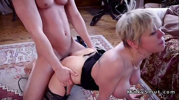 Caning, Mom threesome, Mom fucked, Mom and, Caned