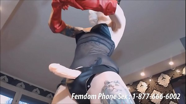 Pegging, Phone, Sissy training