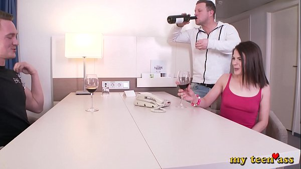 Teen anal, Double, Double anal, Anal ass, Anal double