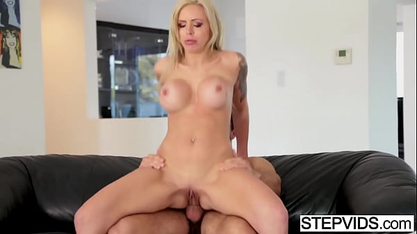 Stepson, Busty mom, Nina elle, Stepson mom, Seduce mom, Mom stepson