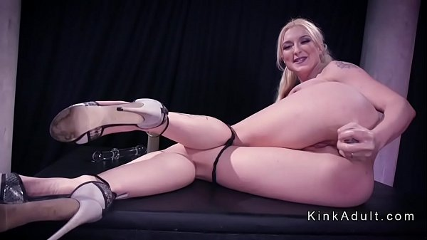 Blonde, Lesbian anal, Fisting anal, Fisting lesbian, Anal toys