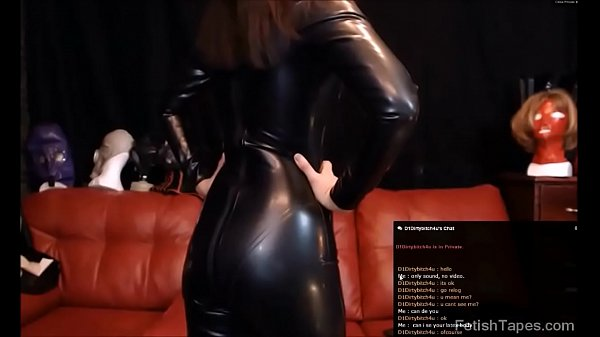 Blacked, Show body, Catsuit