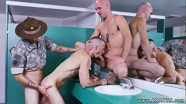 First anal, Train, Gay porn, Anal porn