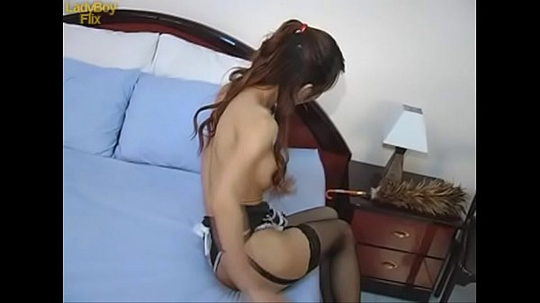 Asian ladyboy