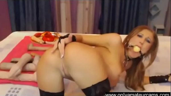 Webcam, Webcam dildo, Amateur ass