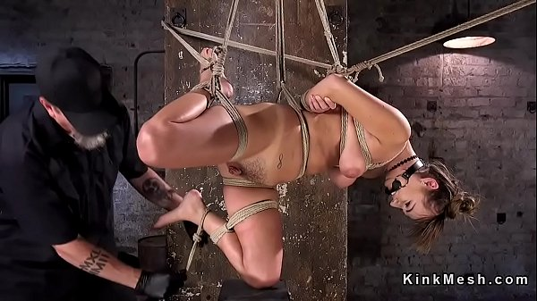 Caning, Hogtie, Hogtied, Caned