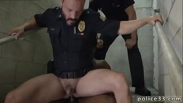 First time, Police gay, Gay police