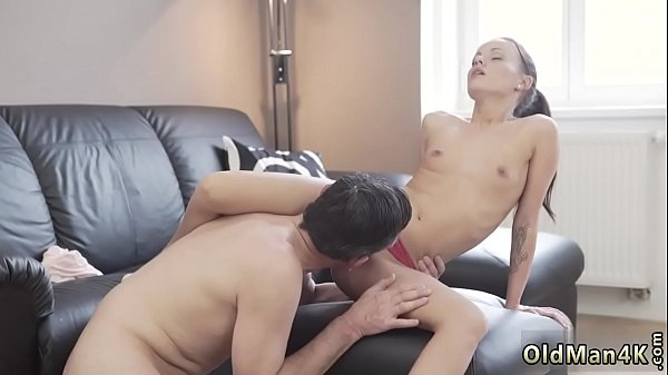 Grandpa, Cum inside, Old tits, Old grandpa, Hero, Cumming