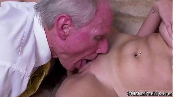 Grandpa, Young old, Young creampie, Old with young, Old grandpa