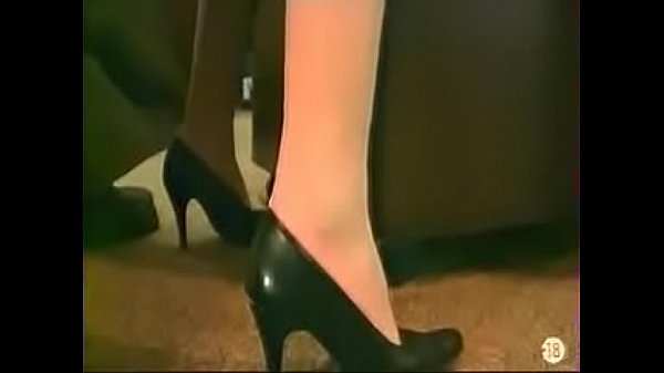 Secretary, Clothes, Clothed, Cum stockings, Cum on glasses, Black stocking