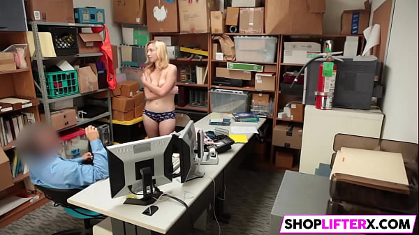 Zoe, Shoplifter, Teen babes