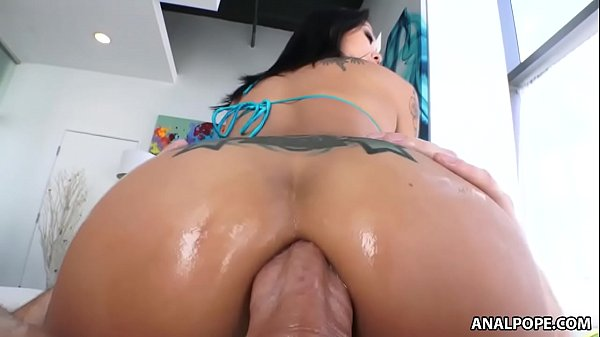 Asian anal, Song, Anal pounding