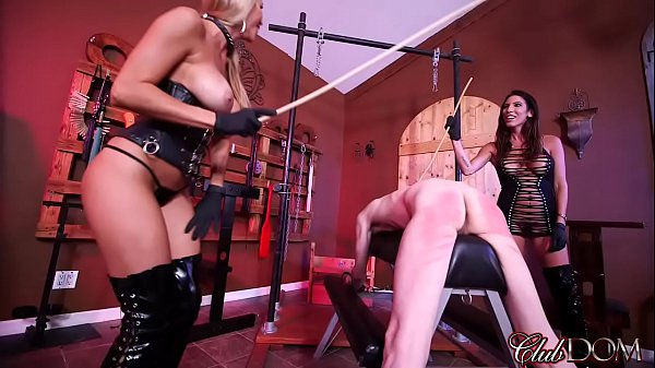 Caning, Alexis fawx, Caned