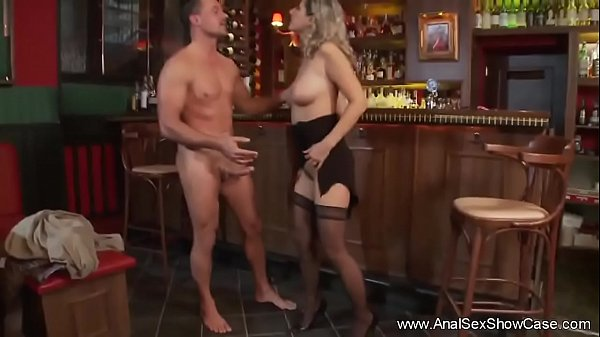Maid, Bar, Maid anal, Anal maid